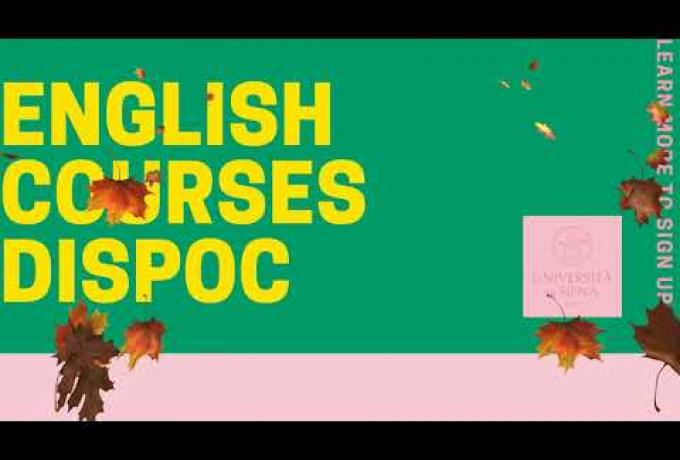 English courses Dispoc